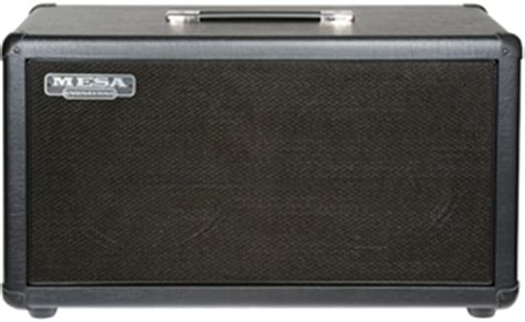 mesa boogie 2x12 horizontal roadster guitar speaker