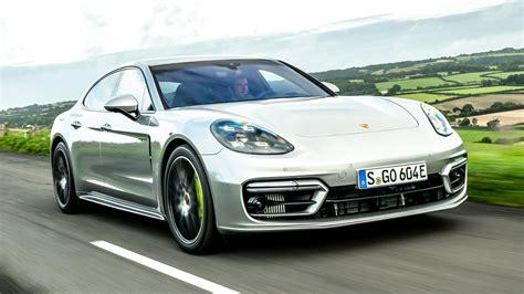 New Porsche Panamera 4S E-Hybrid 2020 review | Auto Express