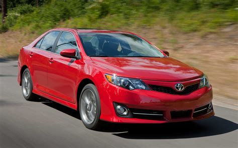 2013 toyota camry mpg 2013 toyota camry se right front photo 12