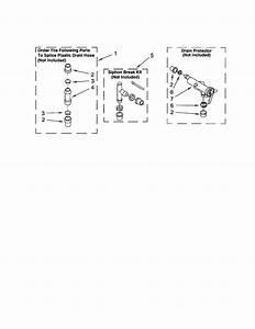 Kenmore Elite Washer Agitator Basket And Tub Parts