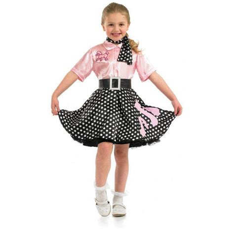 Girls Grease Fancy Dress | eBay