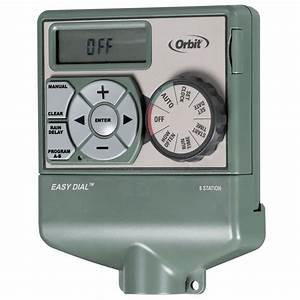 Orbit Easy Dial 6 Station Manual