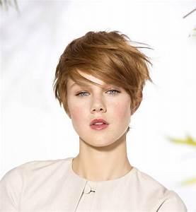 Coiffures Courtes Dégradées : coiffure 30 id es de coupes courtes pour l t astuces ~ Melissatoandfro.com Idées de Décoration