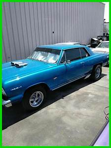 1964 Chevrolet Malibu Hot Rod Classic 327 V8 4 Speed