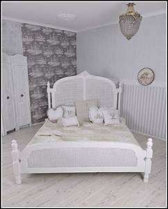 Bett Shabby Chic : bett shabby chic weis ~ Sanjose-hotels-ca.com Haus und Dekorationen