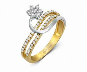 womens engagement rings gold sapphire ring cubic zirconia With wedding rings for women prices
