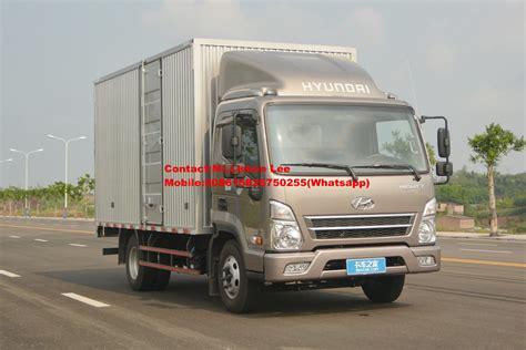 Hyundai Hton Va by Hyundai 4x2 Cargo Truck 4tons