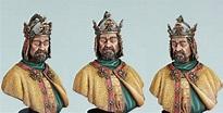 Karel IV ; first King of Bohemia - XIV th C. by Marc ...