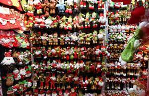 christmas decorations wholesale china yiwu 2