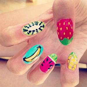 Cute Summer Nail Designs Easy Do Yourself | 2017 - 2018 ...