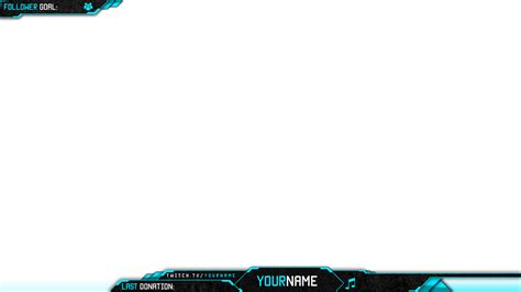 Twitch Overlay Template The Gallery For Gt Twitch Overlay Psd