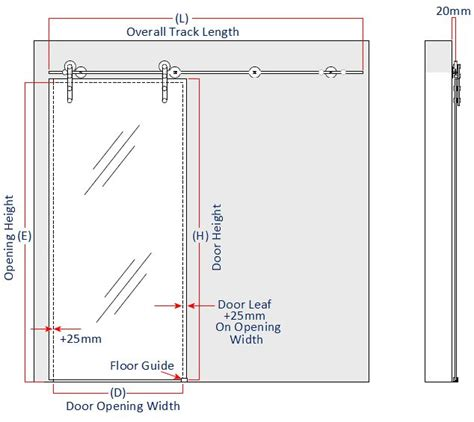 standard sliding closet door size sliding closet door