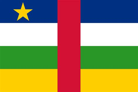 Plik:Flag of the Central African Republic.svg – Wikicytaty