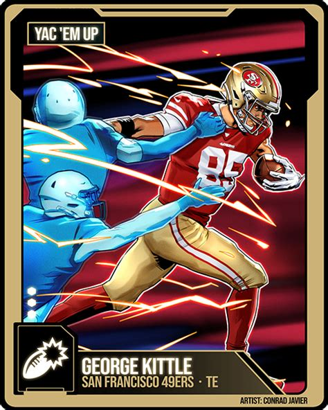 kittle madden factor george superstar nfl ea abilities tight wide 49ers end receivers francisco san players reveals sports games