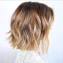Short Messy Bob Hairstyles for Thick Hair