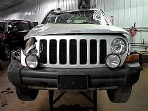 2005 Jeep Liberty Rear Drive Shaft At