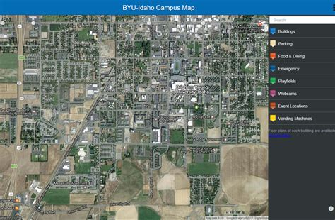 map of byui campus Byu Idaho Byu Idaho Admissions January 2013 map of byui campus