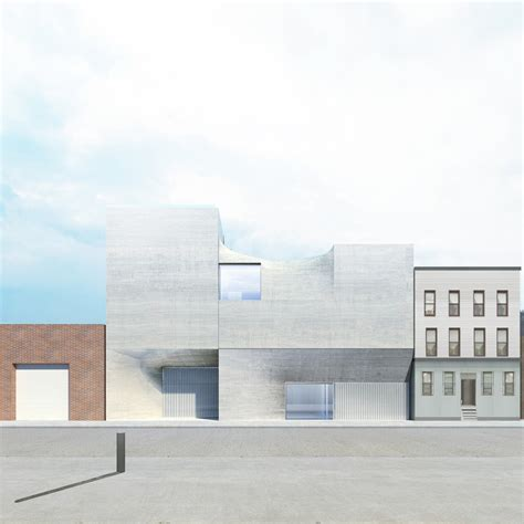 il reveals plans   brooklyn art gallery archdaily