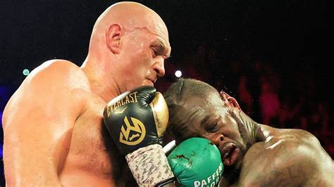Tyson Fury made beneficiant gesture to assist cut-man who ...