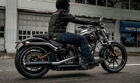 Review Harley Davidson Breakout by 2015 2017 Harley Davidson Softail Breakout Review Top