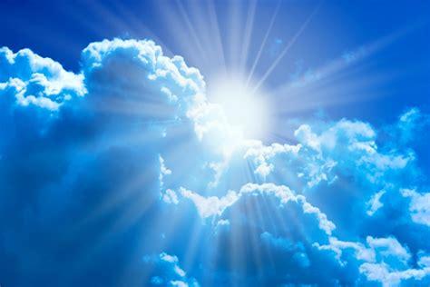 The Sun And Clouds Metaphor  Robert Scheinfeld