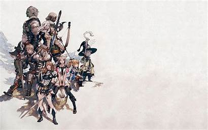 Fantasy Final Background Xiv Wallpapers Desktop Backgrounds