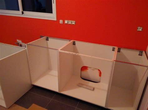 fixation meuble cuisine comment fixer meuble haut cuisine ikea evtod