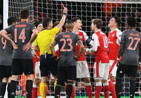 Goal Highlights: Arsenal 1 – 5 Bayern Munich [Champions ...