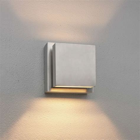 bruck lighting scobo 1 led wall sconce wall sconces