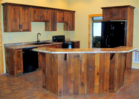 rustic wood kitchen cabinets log furniture barnwood furniture rustic furniture