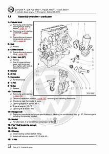 4 Cylinder Diesel Engine  1 9 L Engine  Vw