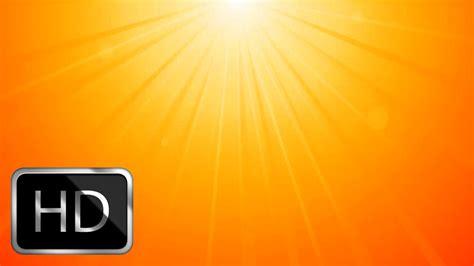 Sun Background Sun Rays Background