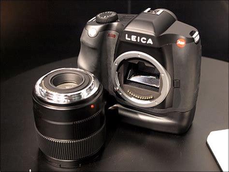aggiornamento firmware  la leica  fotografia digitale