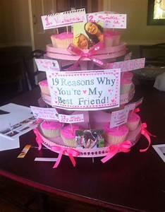 Cute best friend birthday gift idea 19th birthday | Gifts ...