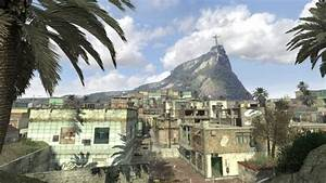 Modern Warfare 2 Favela Map Edited Gamer Assault Weekly