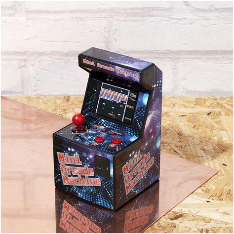 Mini Desktop Arcade Machine   IWOOT