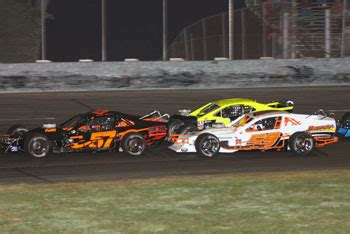 Keith Rocco Chasing Checkered Modified Racing Series