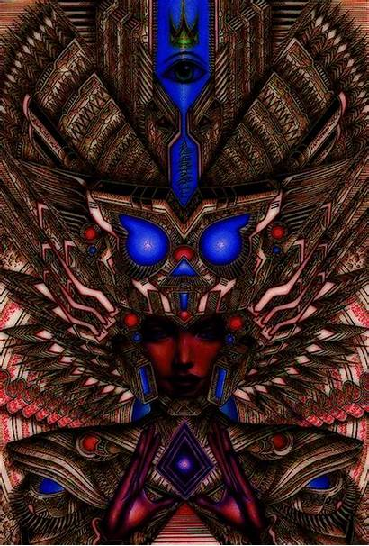 Psychedelic Trippy Fractal Gifs Abstract Digital Kreet