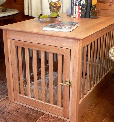 wood working wood dog crate plans easy diy woodworking