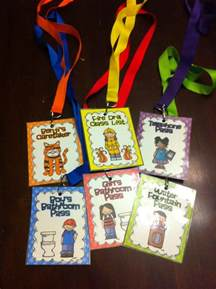 bathroom pass ideas grade garden pass freebies and where are we mini posters plus a giveaway