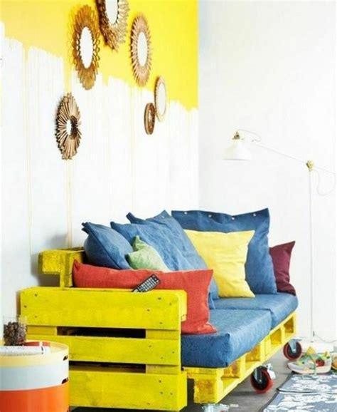 Comment Fabriquer Un Canapé En Palette