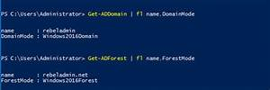 How To Setup A New Active Directory 2016 Or 2019 Forest