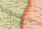 Martenet's 1860 Map of Howard County