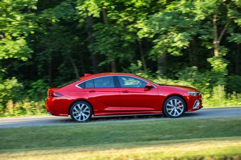 2018 Buick Regal Gs Revealed With V6 Engine