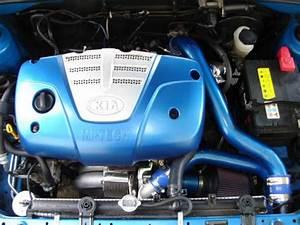 2004 Kia Rio Tuning  Turbo