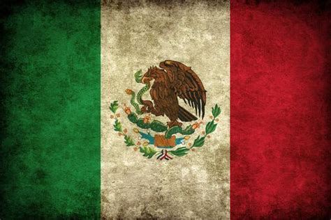 'Grunge Mexican Flag' Prints - Graphic Design Resources ...