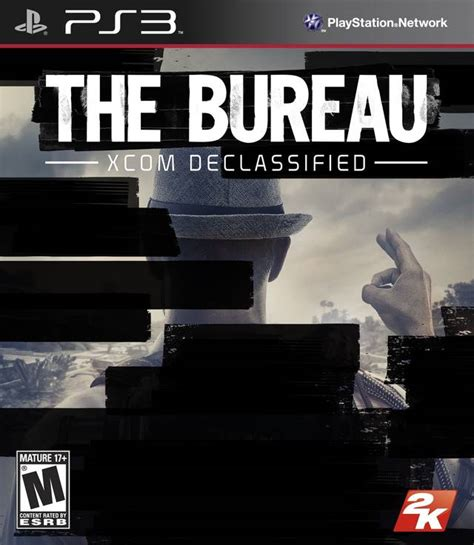 the bureau xcom declassified box for playstation 3