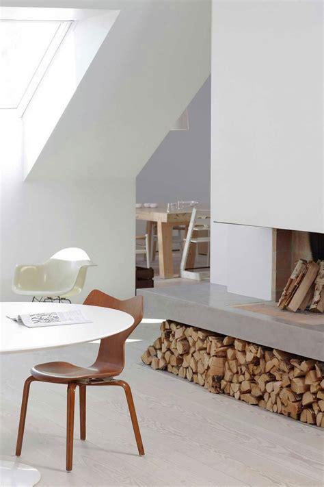 scandinavian wood 18 trending scandinavian fireplace design ideas