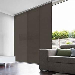 Rideau Panneau Ikea : panneau japonais voile de lin ~ Teatrodelosmanantiales.com Idées de Décoration