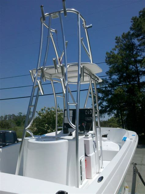 Boat Tower Console by Pics Of Your Center Console Tower 20 25 Boats Page 2